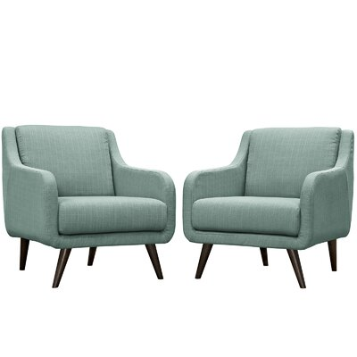 Verve Armchair Color: Laguna