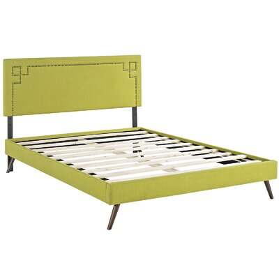 Josie Full Upholstered Platform Bed