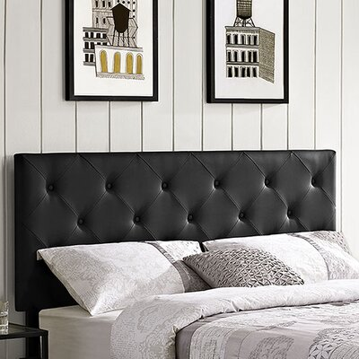Terisa Upholstered Panel Headboard