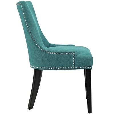 Dremil Arm Chair Upholstery: Teal