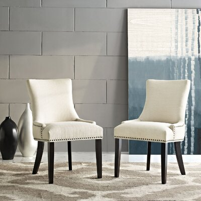 Dremil Arm Chair Upholstery: Beige