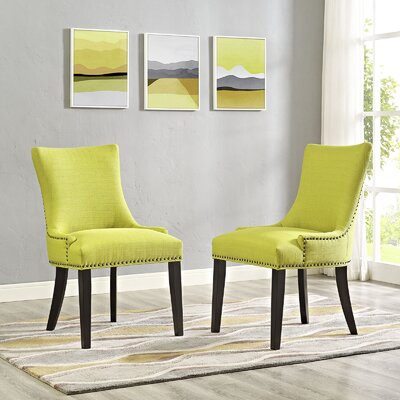 Dremil Arm Chair Upholstery: Wheatgrass