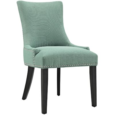 Marquis Parsons Chair Upholstery: Laguna
