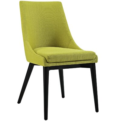 Viscount Parsons Chair Upholstery: Fabric - Wheatgrass
