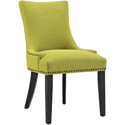 Marquis Parsons Chair Upholstery: Wheatgrass