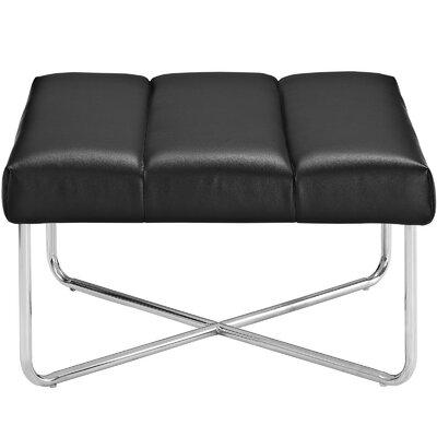 Reach Ottoman Upholstery: Black