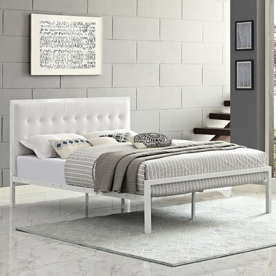 Millie King Panel Bed