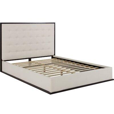 Madeline Bed Frame Color: Ivory