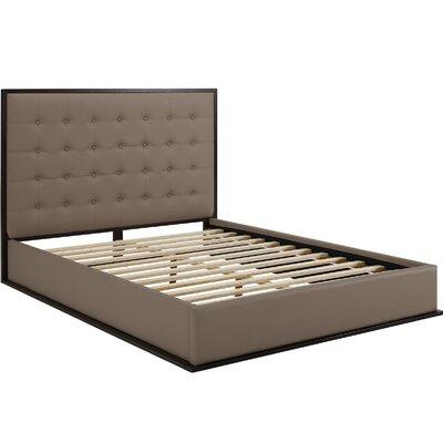 Madeline Bed Frame Color: Brown