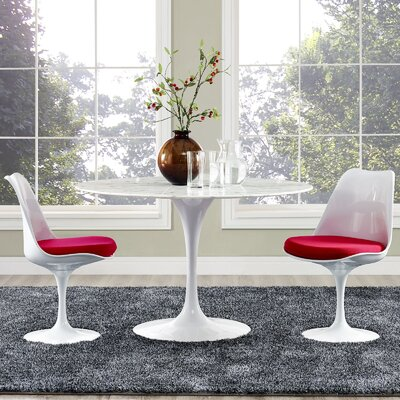 Bellamy Dining Table Size: 29.5