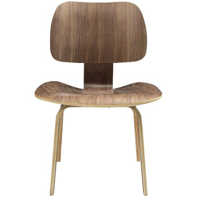 Fathom Side Chair Finish: Walnut