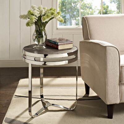 Provision End Table