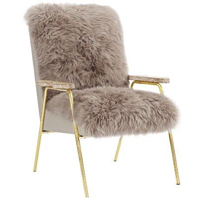 Sprint Armchair Upholstery: Brown