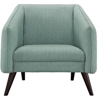 Slide Armchair Upholstery: Laguna