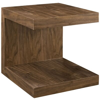 Gallivant Nightstand Color: Walnut