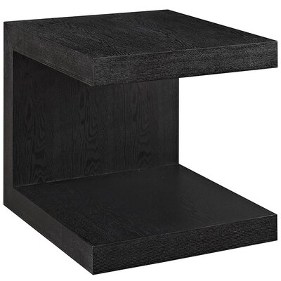 Gallivant Nightstand Color: Black