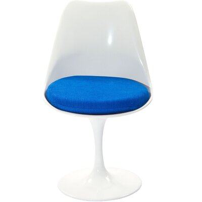 Bellamy Side Chair Upholstery: Blue