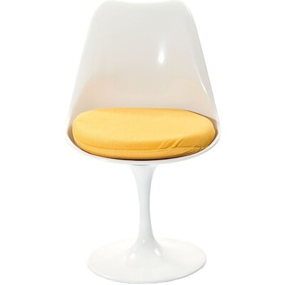 Bellamy Side Chair Upholstery: Yellow