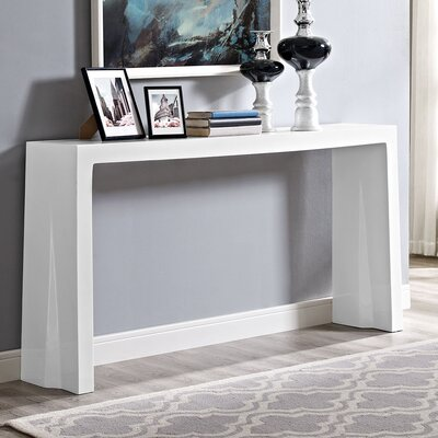 Wash Console Table