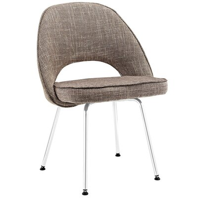 Bradway Dining Side Chair Upholstery: Oatmeal