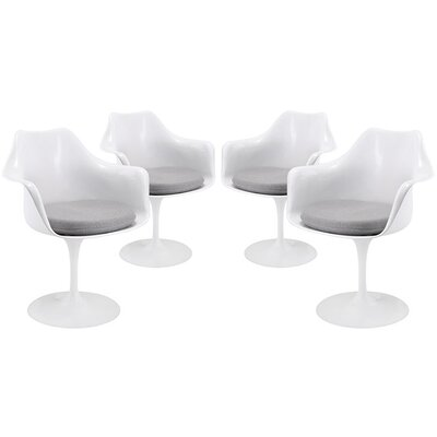 Julien Contemporary Dining Armchair