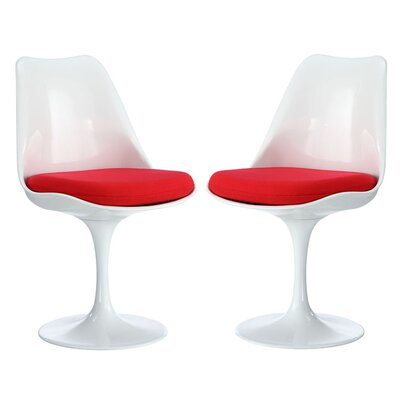 Julien Solid Back Dining Side Chair