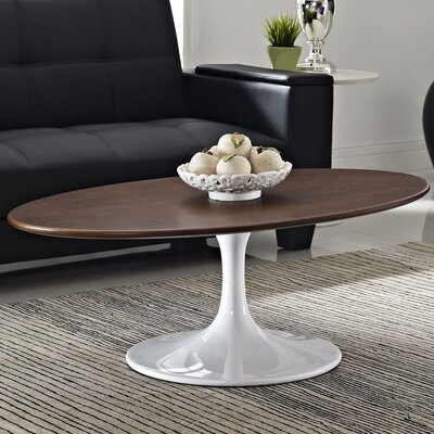 Julien Oval Coffee Table