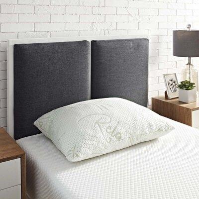Relax Memory Foam Pillow Size: Queen