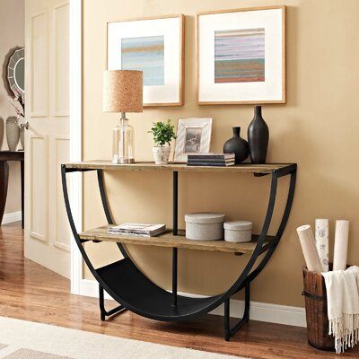 Braun Console Table