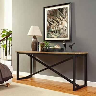 Goodman Wood Console Table