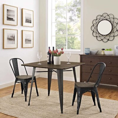 Ashlyn Metal Dining Side Chair