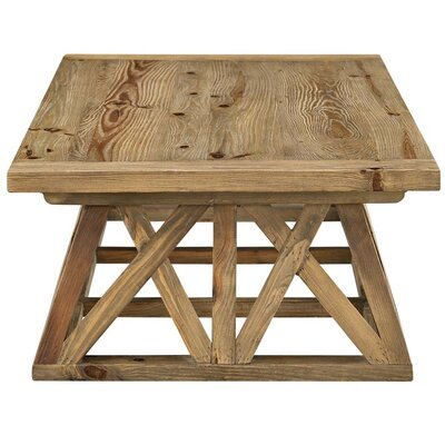 Barker Camp Coffee Table