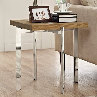 Birdwell Wood End Table