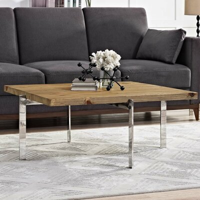 Birdwell Wood Coffee Table
