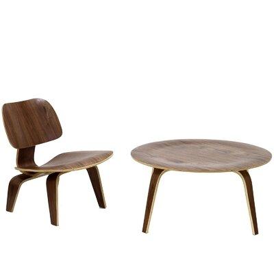 Burdon 2 Piece Coffee Table Set