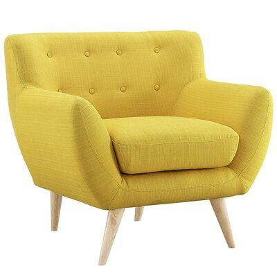 Meggie 2 Piece Living Room Set Upholstery: Sunny