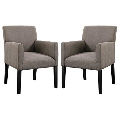 Bethea Armchair Upholstery: Gray