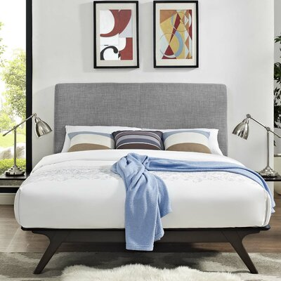 Hannigan Platform 3 Piece Bedroom Set Size: Queen