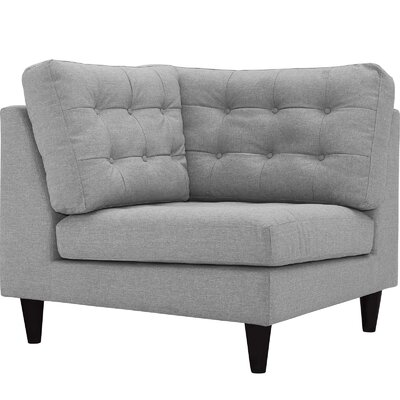 Warren Sectional Upholstery: Light Gray