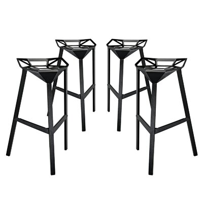 Albaugh 32.5 Bar Stool