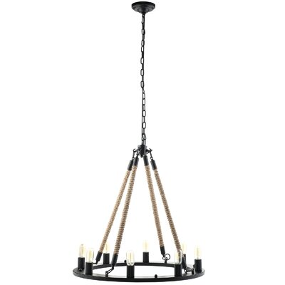 Fairlane 8-Light Candle-Style Chandelier