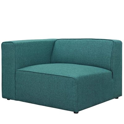 Worthley Armchair Upholstery: Teal