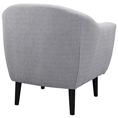 Victorino Upholstered Fabric Armchair