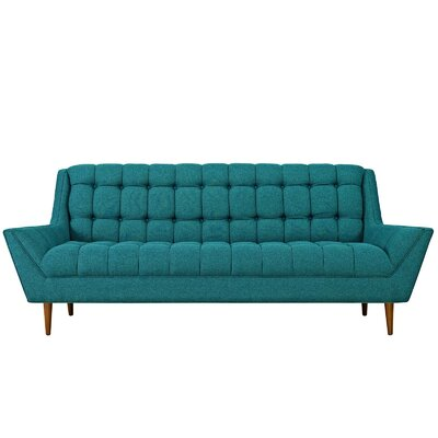 Freeborn Sofa Upholstery: Teal
