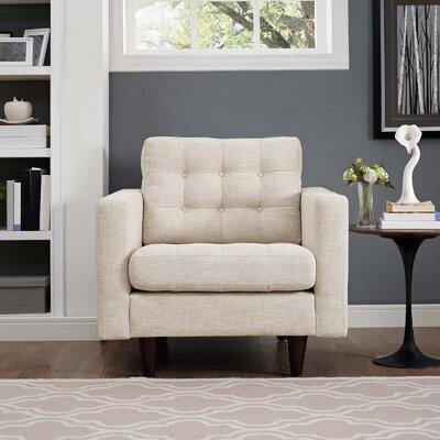 Warren Armchair Upholstery: Beige