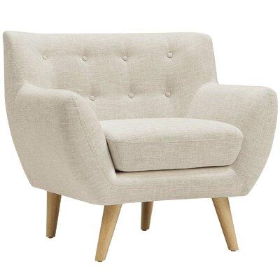Meggie Armchair Upholstery: Beige