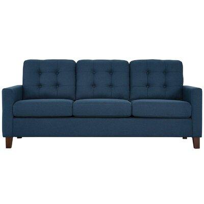 Trombetta Sofa Upholstery: Navy