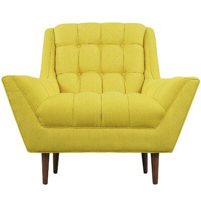 Freeborn Armchair Upholstery: Sunny