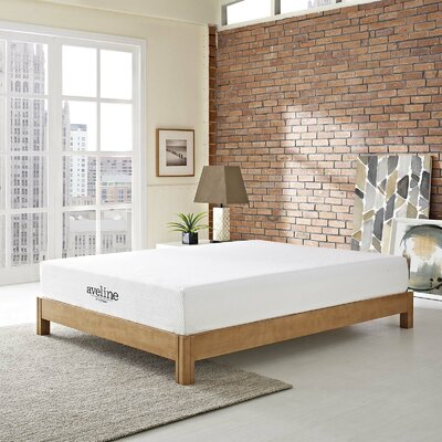 Aveline Plush Memory Foam Mattress