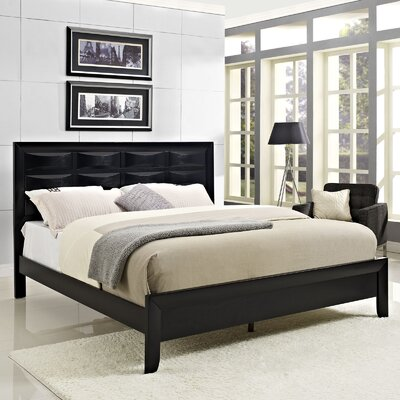 Harrison Platform Bed Size: Queen